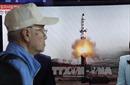 Mỹ xác nhận tên lửa Triều Tiên đã bay trở lại tầng khí quyển thành công