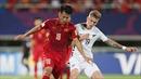 Hòa New Zealand, U20 Việt Nam làm nên lịch sử tại sân chơi thế giới
