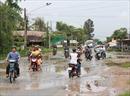 Xe tải chở đất 'tung hoành' trên quốc lộ 91C, Bạc Liêu