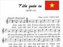 Thứ trưởng Huỳnh Vĩnh Ái yêu cầu không cấp phép ca khúc đã quen thuộc, phổ biến