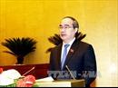 Ông Nguyễn Thiện Nhân được bầu làm Trưởng đoàn đại biểu Quốc hội TP Hồ Chí Minh