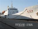 Triều Tiên bảo vệ dịch vụ vận tải bằng phà với Nga