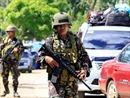 Phiến quân Hồi giáo Philippines đang bắt giữ cả chục con tin trong nhà thờ