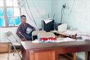 Hà Tĩnh: Nam thanh niên nghi 'ngáo đá', đập phá trụ sở xã