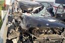 Vụ tai nạn giữa xe con và xe tải trên cao tốc Hà Nội - Hải Phòng làm 3 người tử vong
