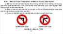 Ô tô được phép quay đầu tại vị trí biển báo cấm rẽ trái?