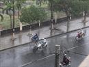 Đêm 25/6, Hà Nội mưa dông, gió giật, Tây Nguyên đề phòng sạt lở đất