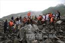 Vụ lở núi tại Trung Quốc: Nâng mức cảnh báo thảm họa