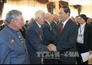 Chủ tịch nước tiếp đại biểu Hội hữu nghị, cựu chiến binh Belarus từng chiến đấu tại Việt Nam