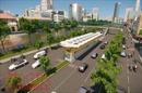 TP Hồ Chí Minh sẽ có buýt nhanh BRT nhưng khác Hà Nội thế nào?
