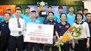 U15 Việt Nam được thưởng 400 triệu đồng