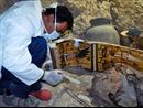 Ai Cập phát hiện khu lăng mộ 2.000 năm tuổi ở phía Nam thủ đô Cairo
