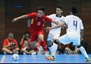SEA Games 29: HLV Rodrigo thừa nhận đội tuyển futsal Thái Lan quá mạnh