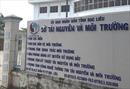 Khai trừ đảng nguyên Giám đốc Trung tâm Kỹ thuật Tài nguyên và Môi trường tỉnh Bạc Liêu