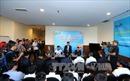 SEA Games 29: Bộ trưởng Nguyễn Ngọc Thiện tới thăm, động viên đoàn TTVN