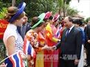 Tuyên bố chung giữa Chính phủ CHXHCN Việt Nam và Vương quốc Thái Lan