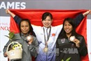 Ánh Viên có huy chương vàng thứ 3 tại SEA Games 29