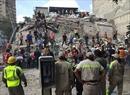 Những hình ảnh tàn phá khủng khiếp của trận động đất 7,1 độ Richter ở Thủ đô Mexico