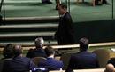 Hành động bất ngờ của Đại sứ Triều Tiên khi Tổng thống Trump phát biểu