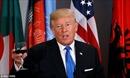 Bí ẩn ly rượu vang Tổng thống Trump nhấp môi trong bữa trưa LHQ