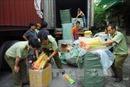 Thu giữ 720 hộp sữa dành cho trẻ em đã hết hết hạn trên một năm