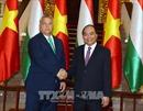 Thủ tướng Nguyễn Xuân Phúc đón, hội đàm với Thủ tướng Hungary