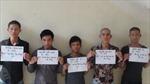 Vụ mang quan tài diễu phố: Thêm một đối tượng bị khởi tố