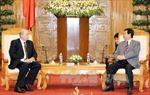 Thủ tướng tiếp Bộ trưởng Ngoại thương và Đầu tư nước ngoài Cuba