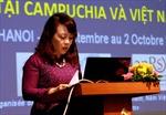 Bộ trưởng Nguyễn Thị Kim Tiến nhận danh hiệu Giáo sư thỉnh giảng ĐH Oxford