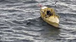 Nữ VĐV Bắc Mỹ chèo thuyền vượt Đại Tây Dương