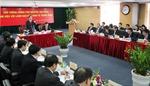 Thủ tướng Nguyễn Tấn Dũng làm việc với Ban Kinh tế Trung ương