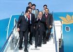Chủ tịch Quốc hội Nguyễn Sinh Hùng thăm chính thức Italy