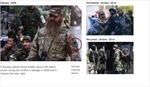 Ukraine tung ảnh 'tố' lính Nga hiện diện ở miền đông