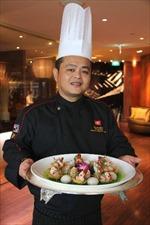 Ẩm thực Quảng Đông với đầu bếp Kent tại Sofitel Plaza Hà Nội