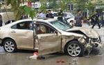 Hận tình, lái xe đâm chết 6 người, 13 người bị thương