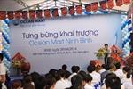 Làn sóng mua sắm hiện đại đến Ninh Bình