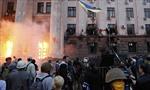 Nga, Mỹ hối thúc nhau làm dịu tình hình Ukraine