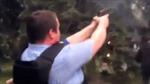 Cảnh phần tử cánh hữu bắn người trong nhà cháy ở Odessa