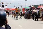 """Cuộc đua xe đạp """"Về Điện Biên Phủ 2014 - Cúp Báo Quân đội nhân dân"""" đã về đích Điện Biên Phủ"""