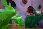 Thị trường in 3D tăng trưởng mạnh mẽ
