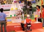 32 đội tham dự vòng chung kết Cuộc thi sáng tạo robot Việt Nam 2014