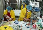 Hà Nội chuẩn bị tiêm bổ sung vắc xin sởi cho trẻ dưới 10 tuổi
