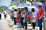 Bắc Bộ dứt mưa, trời mát, Nam Bộ có nắng nóng