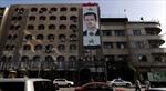 Syria mời 11 nước 'bạn bè' tới quan sát bầu cử tổng thống
