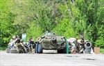 Chiến sự tiếp diễn ở miền đông Ukraine