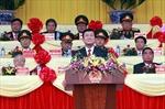 Diễn văn của Chủ tịch nước tại Lễ kỷ niệm 60 năm Chiến thắng Điện Biên Phủ