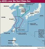 Báo Nhật: Trung Quốc đang xem xét lập ADIZ mới
