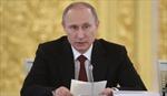 Tổng thống Putin thị sát tàu hải quân tại Sevastopol