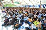 Đại lễ cầu siêu cầu quốc thái dân an, hòa bình thế giới