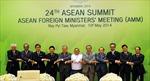 Phó Thủ tướng Phạm Bình Minh đưa vấn đề Biển Đông ra ASEAN